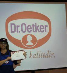 Dr Oetker ile Sevgililer Günü Workshopu