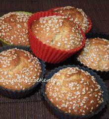 İncirli Cevizli Muffin