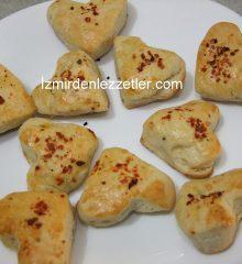 Peynirli Baharatlı Kurabiye