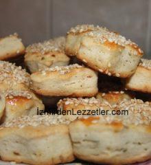 Peynirli Kurabiye