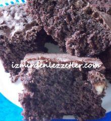 Browni Tadında Çikolatalı Kek