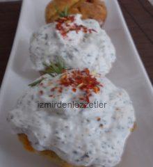 Mısır Unlu ve Naneli Cupcake