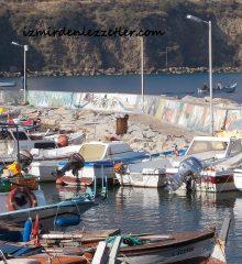 İzmir Karaburun'da Keyifli Bir Gün