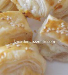 Peynirli Minik Rulolar