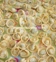 Ispanaklı Tortellini