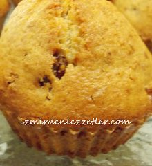 Kuru Üzümlü Muffin