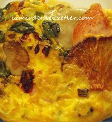 Karışık Omlet
