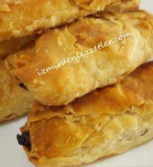 Elde Açma Patatesli Börek