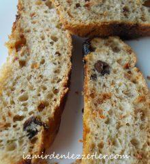 Tam Buğday Unuyla Akdeniz Ekmeği