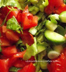 Karışık Mevsim Salatası