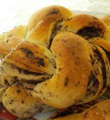 Zeytin Ezmeli Kekikli Ekmekler