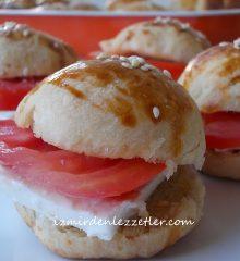 Küçük Sandviç Ekmekleri