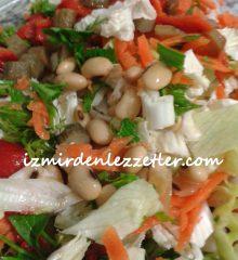Soya Fasulyesi Salatası