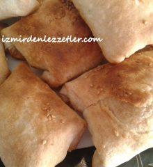 Ispanaklı Peynirli Zarf Börek