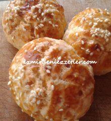 Kremalı Kaşar Peynirli Poğaça