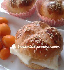 Sütlü Sandviç Ekmekleri