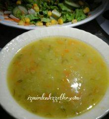 Havuçlu Kabak Çorbası