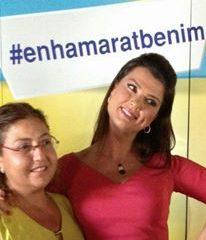 Pril ve Açelya Akkoyun –  İzmir Blogger Buluşması