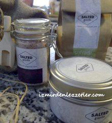SALTED GOODS   İMSE Mutfak Atölyesi Etkinliği
