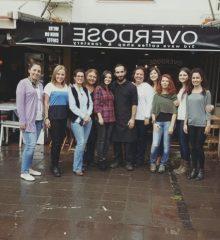 Overdose Coffee Kahve Tanıtım ve Workshop