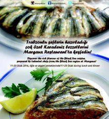 Mövenpick Otel Karadeniz Lezzetleri Festivali