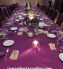 Mövenpick Hotel İzmir Hint Yemekleri Festivali