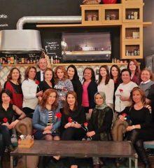 İzmir Optimum Outlet – Biscuit – Kadınlar Günü Yemeği