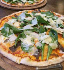 Doritali Pizza Tadım ve Mekan Tanıtımı