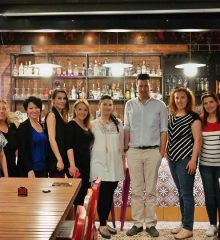 Alin's Cafe & Restorurant Menü Tadım Etkinliği ve Mekan Tanıtımı