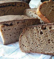 Ekşi Maya Ekmek Yapımı – Kolay Yöntem