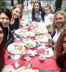 11.İzmir Yemek Blogu Yazarları Toplantısı